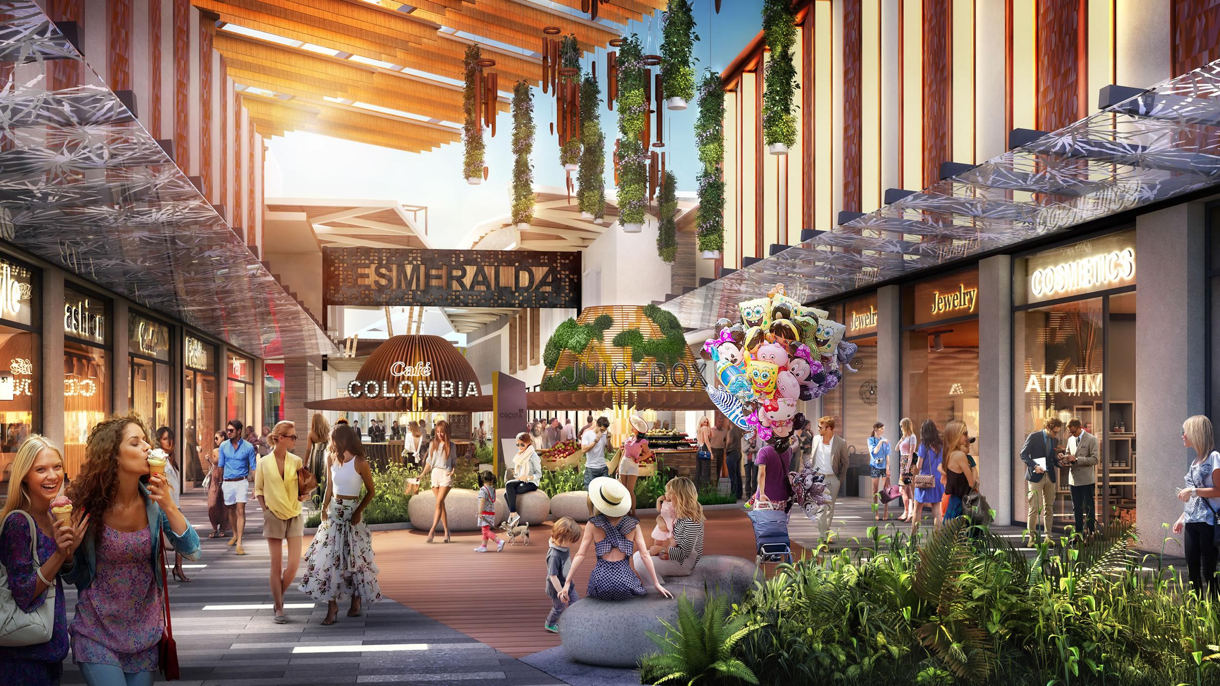 Nuevo centro comercial c cuta colombia for Bodytech cali jardin plaza