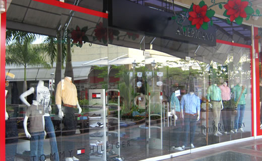 Americano cali centro comercial jard n plaza for Bodytech cali jardin plaza