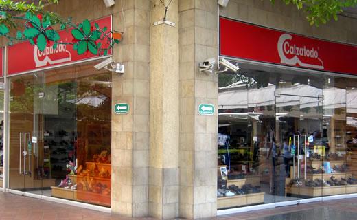 Calzatodo cali centro comercial jard n plaza for Bodytech cali jardin plaza