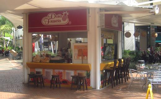Do a francia cali centro comercial jard n plaza for Bodytech cali jardin plaza