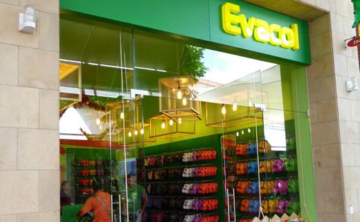Evacol cali centro comercial jard n plaza for Bodytech cali jardin plaza